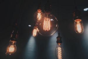 lampes lumière photographie
