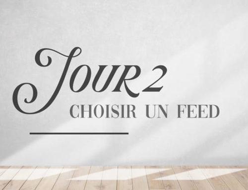 Formation Instagram – N°2 – Choisir ton feed